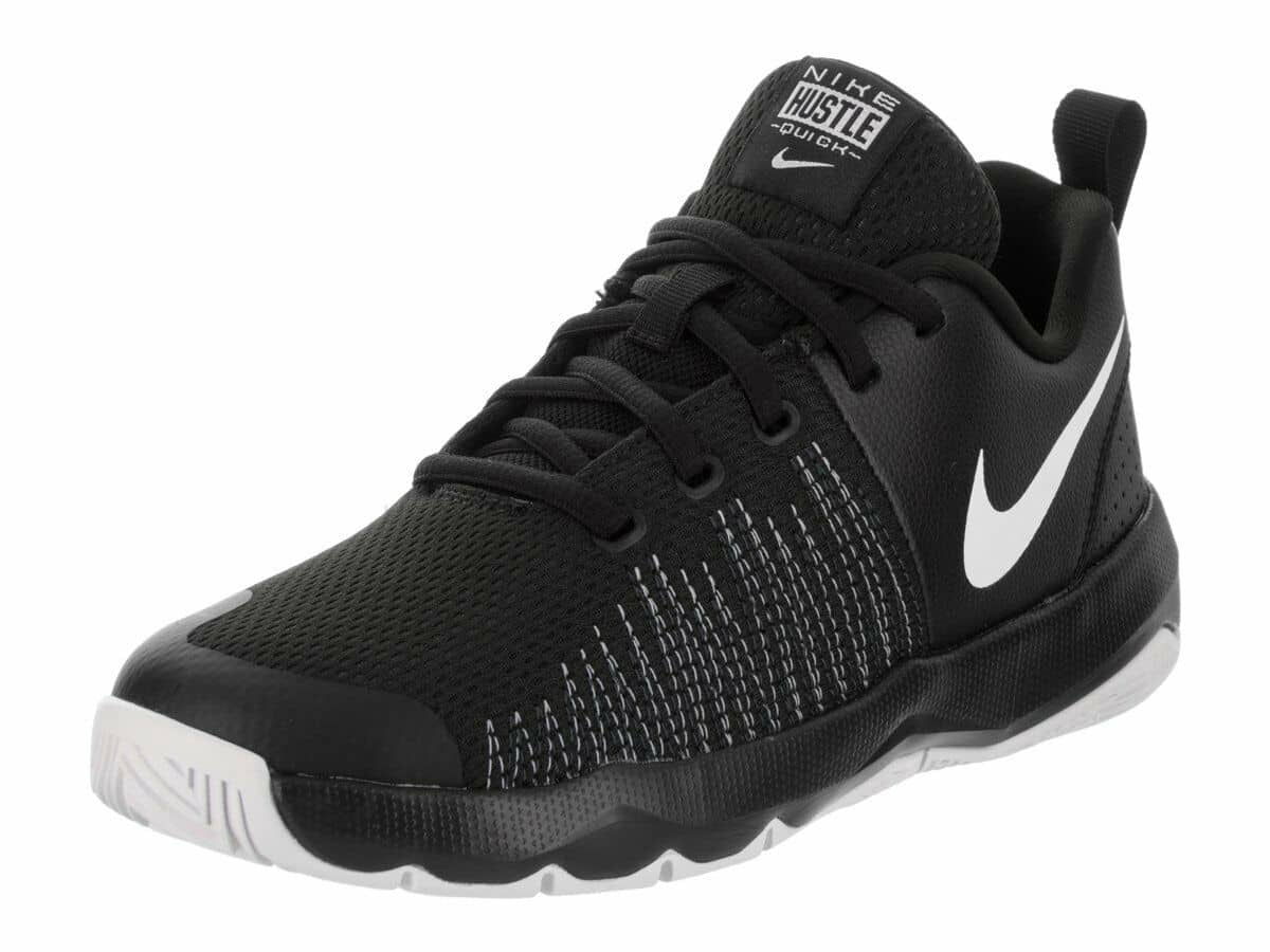 Обувь для баскетбола Boys Nike Team Hustle Quick (GS) Basketball Shoe 922680-004 от магазина Супер Спорт